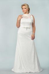 Свадебные платья для полных 2013