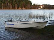 Финская лодка Terhi 400