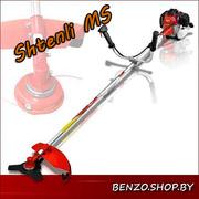 Shtenli MS 3500 бензокоса (триммер,  кусторез,  мотокоса) мощность 3, 5 к