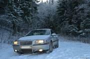 Volvo S80 Silver Edition
