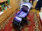 Прогулочная коляска производство Baby Desing  Польша.