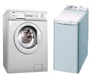 Профилактика,  ремонт и подключение стиральных машин