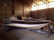 Лодка Crestliner