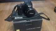 НОВЫЙ.Фотоаппарат Nikon Coolpix P500