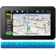 GPS-навигатор Plark P24 с функцией планшета и видеорегистратора.