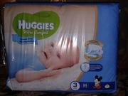 Подгузники Huggies Ultra Comfort для мальчиков 3 р