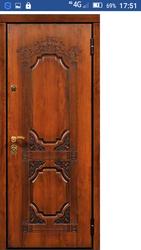 Двери входные и межкомнатные в Гомеле и области стальные и деревянные