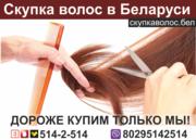 Продать волосы в Гомеле.