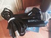 Микрофон Shure PG58 (вокальный,  динамический)