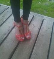 Босоножки, туфли летние