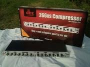Компрессор / Гейт / Лимитер DBX 266xs