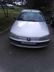 Peugeot 406,  седан,  механика,  1, 9 л,  цвет: серебристый