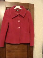 Пальто  детское кашемировое  AHSEN MORVA