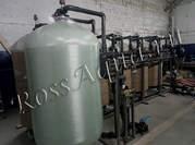 Установка обезжелезивания (удаления железа из воды) и умягчения воды «