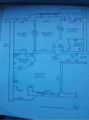 3х комнатная квартира в центре г.Гомеля