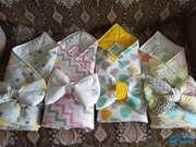 Для малышей конверты на выписку и другие нужные вещи!